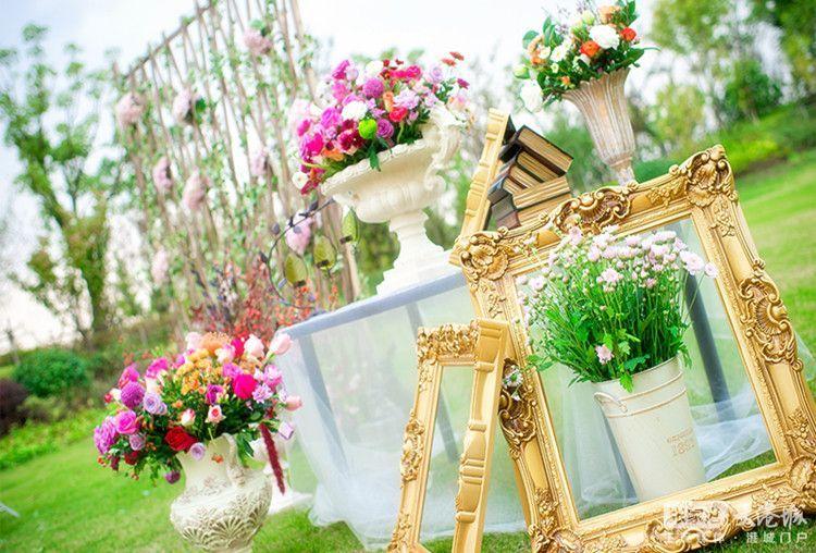 【结婚现场】第177期  后花园的下午茶